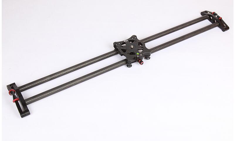 JieYang JY-S1000 ULTRALIGHT CARBON FIBER VIDEO SLIDER 100 Cm + Geanta