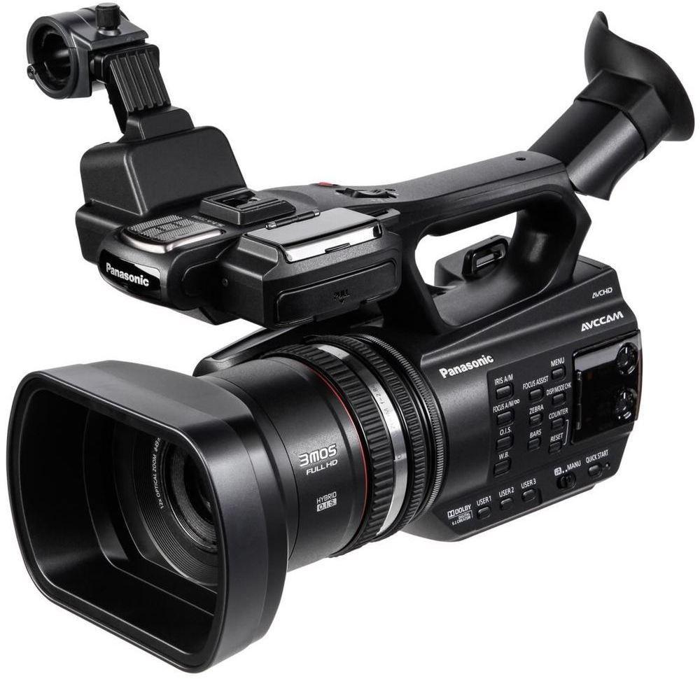 Panasonic AG-AC90AEJ AVCCAM Handheld Camcorder